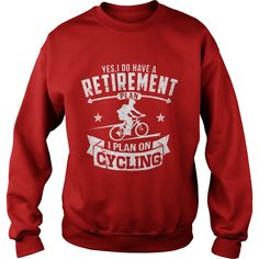#Cycling Retirement T shirt, Order HERE ==> https://www.sunfrog.com/Hobby/118600013-545913776.html?6432, Please tag & share with your friends who would love it , #xmasgifts #renegadelife #christmasgifts