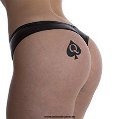 15 x Queen of Spades Tattoo in black - Hotwife Tattoo - BBC - temporary Tattoo ** You can find more details by visiting the image link. (This is an affiliate link) Queen Of Spades Tattoo, King Of Spades, Black Tattoos, Tribal Tattoos, White Chicks, Body Makeup, Weird Fashion, Baby Oil, Big Black