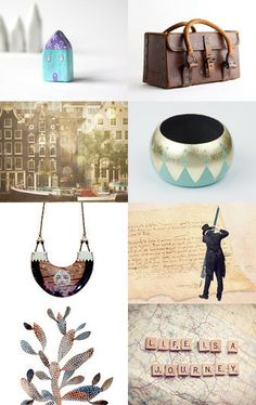 Travel with me by Dorothée Vantorre on Etsy--Pinned with TreasuryPin.com #etsytreasury #travels