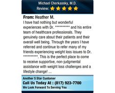 I have had nothing but wonderful experiences with Dr. ********** and his entire team of...