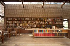 Cotia Library Garden| IPEA, image © Dalton Bertini Ruas