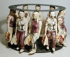carol mcnicoll ceramics - Google Search Photo Supplies, Royal College Of Art, Ceramic Artists, Three Dimensional, First World, Objects, Carving, Pottery, Clay
