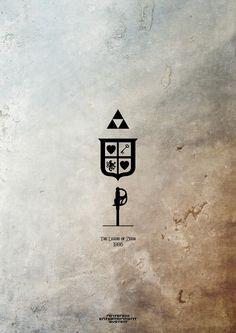 Esteban Hidalgo - Zelda Posters2
