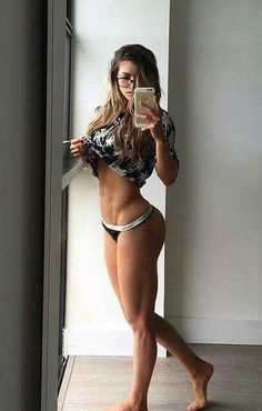 SHAPELY LEGS & BUTT of Colombian #Fitness model Anllela Sagra : if you LOVE Health, Workout Inspiration & Body Goals - you'll LOVE the #Motivational designs at CageCult Fashion: http://cagecult.com/mma