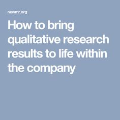 qualitative case study methodology