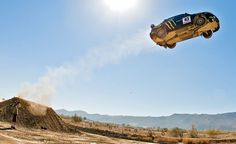 How to Throw a #Subaru Impreza #WRX STI into the Atmosphere: The physics behind rally driver jumps.