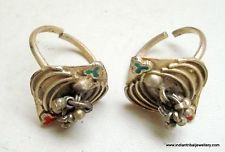 tribal toe rings - Google Search