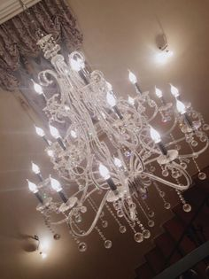 Extra Large Crystal Chandelier Lighting Entryway High Ceiling For Hotel Drops Pinterest French Country