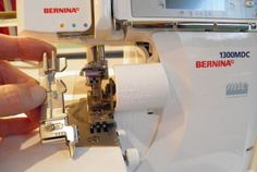 Sewing With a Serger