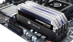 Dominator® Platinum Series — 32GB (4 x 8GB) Dual/Quad Channel DDR3 DRAM 2400MHz C10 Memory Kit (CMD32GX3M4A2400C10) - Dominator Platinum - Memory by Product Family