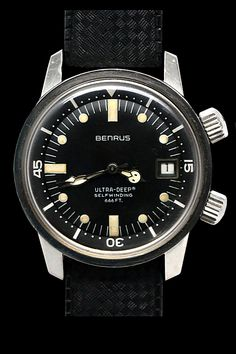 19 Best Benrus Watches images | Benrus watch, Watches