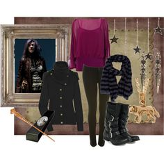 """""""Nymphadora Tonks"""" by maggietrudeau on Polyvore"""