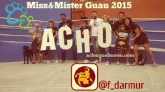 Evento canino Miss&Mister Guau 2015  @f_darmur @achoquebueno