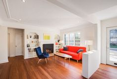 The Hambly House - Picture gallery #architecture #interiordesign #livingroom