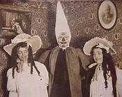 creepy vintage photo