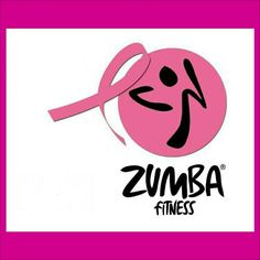 Zumba - Breast Cancer Ribbon