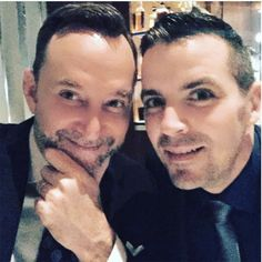 Damon Bayles And Clinton Kelly