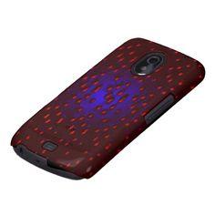 Blood Bump abstract pattern by Valxart.com Samsung Galaxy Nexus Covers