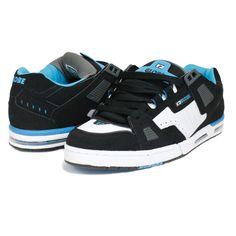 Globe Skate Shoes | GLOBE SABRE MENS SKATE SHOES BLACK / WHITE / HAWAIIAN | eBay