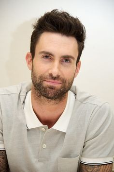 Adam Levine's Changing Looks - 2014 from InStyle.com