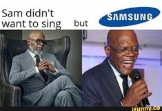 Sam didn't want to sin; Sam really sung - Sam really sung - iFunny :) Dankest Memes, Funny Memes, Jokes, Funny Labs, Funny Humour, Funny Comedy, Funny Videos, Viral Videos, Funny Quotes
