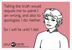 I know a few, I will admit I may be this way with the hubby ;)