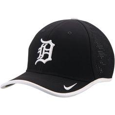 Detroit Tigers Nike Vapor Classic Performance Adjustable Hat - Navy