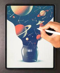 Galaxy Jar Galaxy Jar