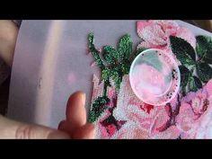 Как я вышиваю бисером... организация, процесс и проблемы - YouTube Bead Embroidery Tutorial, Beaded Embroidery, Filet Crochet, Cross Stitch, Beads, Jewelry, Seed Beads, Needlepoint, Tulle