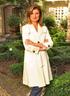 Arianna Huffington On: Success & Failure | The Tory Blog