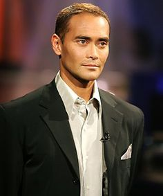 I may or may not have a crush on Iron Chef chairman Mark Dacascos
