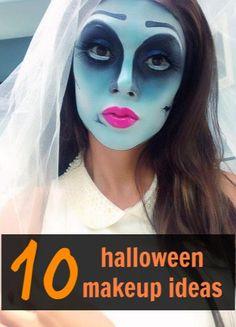 halloween makeup ideas you can DIY