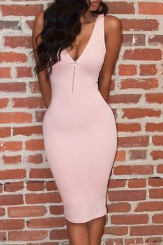 1c5eab58 107 Best Outfits    Bodycon images in 2019   Dresses, Outfits, Style