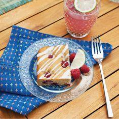 Ware, Mini cakes and Lemon cakes on Pinterest