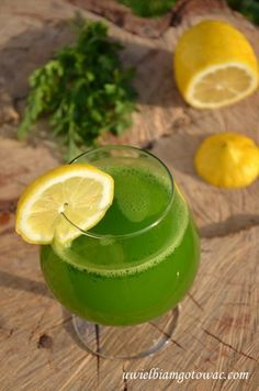 Sok z natki pietruszki Lime, Fruit, Health, Limes, Health Care, Key Lime, Salud