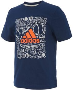 f73200588e adidas Future Sport-Print Cotton T-Shirt