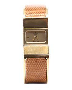 Hermès 2000s Women's Loquet Watch