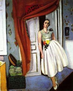 Henri Matisse ~ Sylphide, 1926                                                                                                                                                                                 Plus