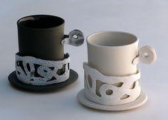 Mireille Cafagno - keramik kunst schweiz - schweizer kuenstler - galerien keramik