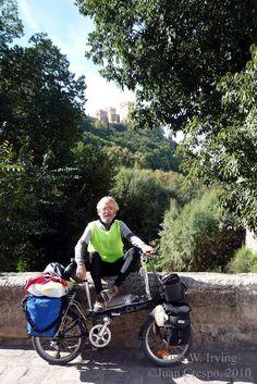 Ruta Washington Irving en bicicleta | el de la dahon