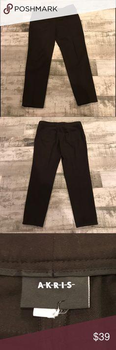 AKRIS Pants Two front, two rear pockets. Comfortable fit. Akris Pants