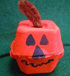 pumpkin crafts for kids to make....lots of other possibilities too!