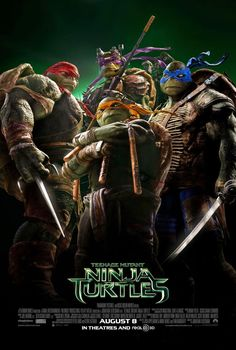 Which Teenage Mutant Ninja Turtle Are You? - Which one of the Teenage Mutant Ninja Turtles are you most like; Donatello, Michelangelo, Leonardo, or Raphael? Teenage Mutant Ninja Turtles, Ninja Turtles 2014, Ninja Turtles Movie, Ninga Turtles, Teenage Ninja, Teenage Movie, Turtle Time, Michelangelo, Movie Posters
