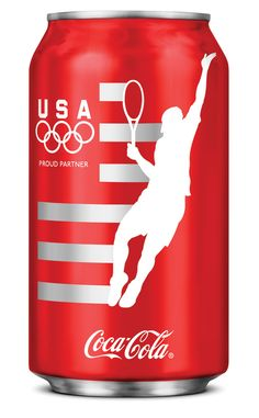 After its launch of limited edition bottle designs for London Olympics Coca-Cola has unveiled six limited-edition cans to cheer on Team. Coca Cola Can, Always Coca Cola, World Of Coca Cola, Coca Cola Bottles, Pepsi, Sports Advertising, Pin On, Branding, Sodas