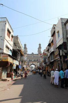 The streets of Hyderabad Sur, Oman - @urbanduniya