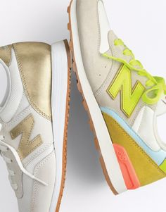 New Balance for J.Crew sneakers.