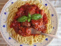 La salsa de espagueti de Clemenza (la de la peli El Padrino)