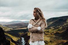 I'm wearing Tim's sweater & jacket from ASOS, adlink here _ Sista dagen på Island såg vädret lite mer lovande ut, så vi bestämde oss för att dra en spontan-roadtrip bort till vattenfallet Haifoss. Vilket jag är sjukt glad för! På riktigt bland det mäktigaste jag sett, inte egentli