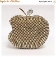 wedding apple clutch