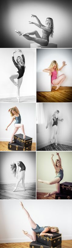 Ballet Dancer portrait photos by DSD Media Studios